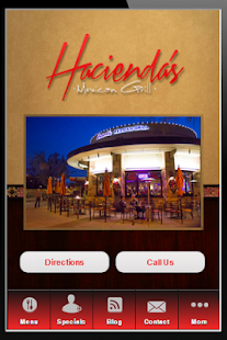 Hacienda's Mexican Grill AZ - screenshot