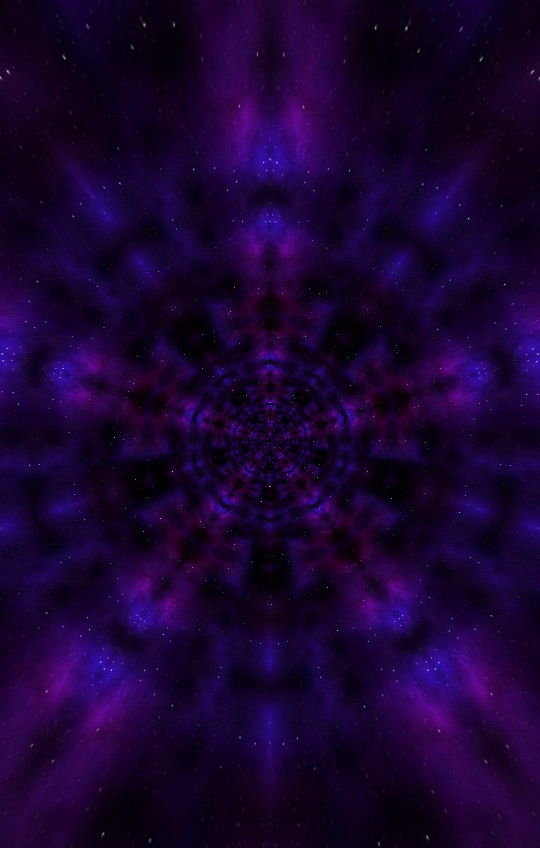 Runner in the UFO - Visualizer Screenshot 10