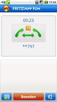 Screenshot of FRITZ!App Fon Lab
