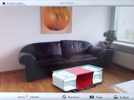 Screenshot of imos Viewer