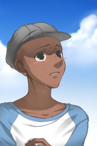 The Street Boy-1