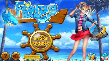 Screenshot of Fishing Trophy Saga
