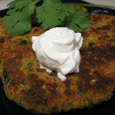 Zucchini and Chickpea Patties (Vegetarian Too!)