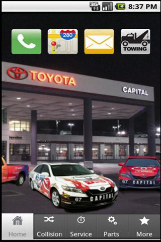 Capital Toyota