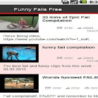 Screenshot of Funny Videos Free :)