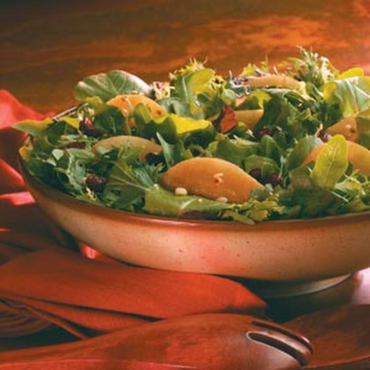 Roasted Pear Salad Recept | Yummly