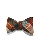 Tasty Ties Irish Coffee Bowtie