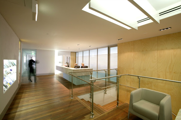 The Interior Design For NZX Building In Wellington Was Among Major Winners At Designers Institute Of New Zealands 2006 BeST Awards