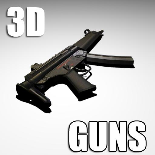 Guns -  3D Gun Free 娛樂 App LOGO-硬是要APP