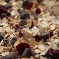 Crunchy Chocolate Cherry Granola Recipe