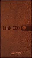 Screenshot of LINK CEO