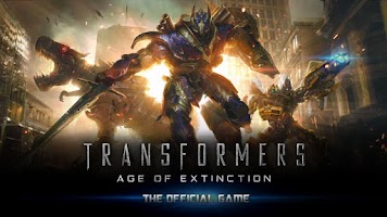 Screenshot of TRANSFORMERS AGE OF EXTINCTION