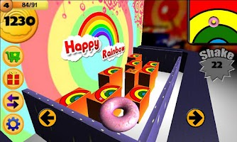 Screenshot of Happy Rainbow (Coin Pitch)