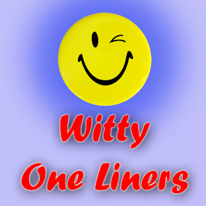 witty one liners dating
