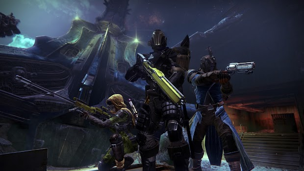 Destiny not coming to PC, for now