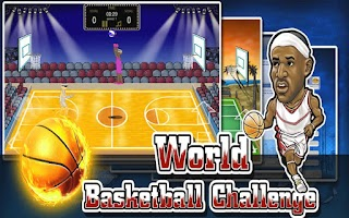 Screenshot of Street Basketball