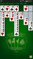 Screenshot of Solitaire Champion HD