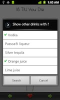 Screenshot of Drinks Master : Drinks Recipes