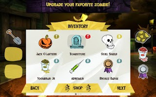 Screenshot of World League Zombies