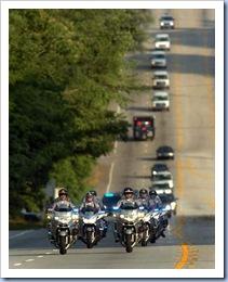 Motorcard On Poinsett #2 (Gwinn Davis - Gville News)