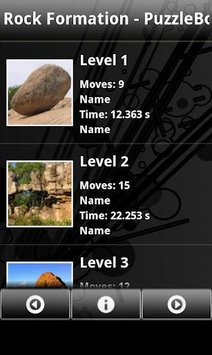 Rock Formation - PuzzleBox