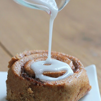 Pumpkin Pie Cinnamon Rolls