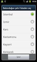 Screenshot of Qiblah Locator Finder