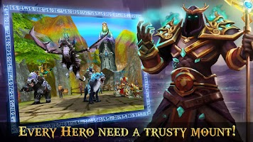 Screenshot of Order & Chaos Online