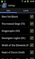 Screenshot of Thunderstone Randomizer