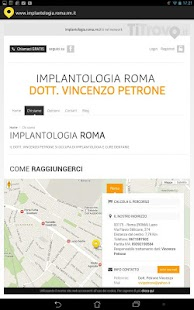 Implantologia Roma (RM) - screenshot
