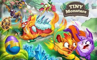 Screenshot of Tiny Monsters