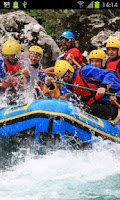 Screenshot of Rafting Slovenia