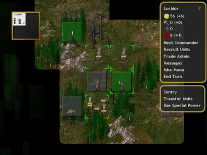 Conquest of Elysium 3 - screenshot