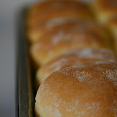 Best Rolls Ever aka Potato Rolls
