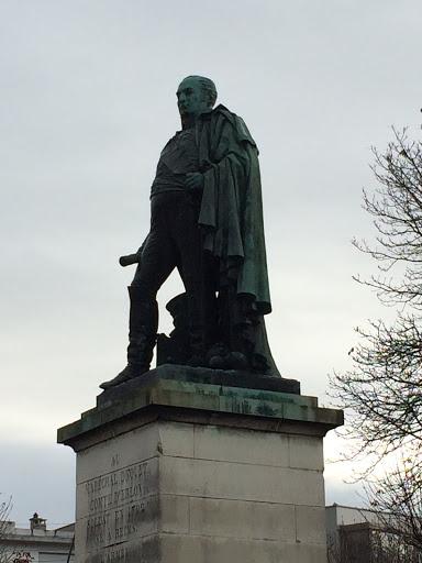 Statue du Maréchal Comte D'erlon