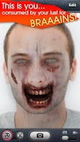 Screenshot of ZombieBooth