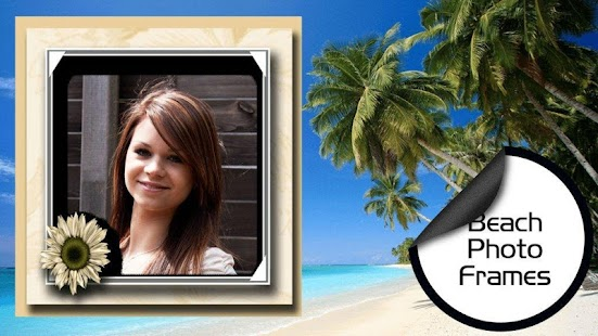 My Photo in Beach Frame 2015 - screenshot
