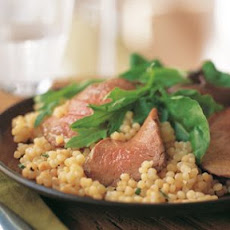 Grilled Lamb and Couscous Salad