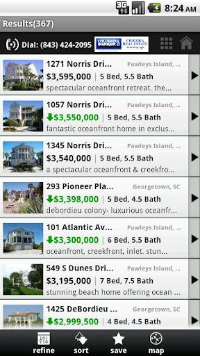 玩生活App|Pawleys Island Real Estate免費|APP試玩