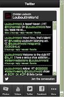 Screenshot of Christian Louboutin Expose