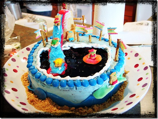 Brad's cake