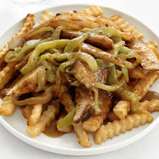 Chile Chicken With Fries