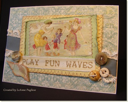 Vintage Beach Crafty Secrets 2