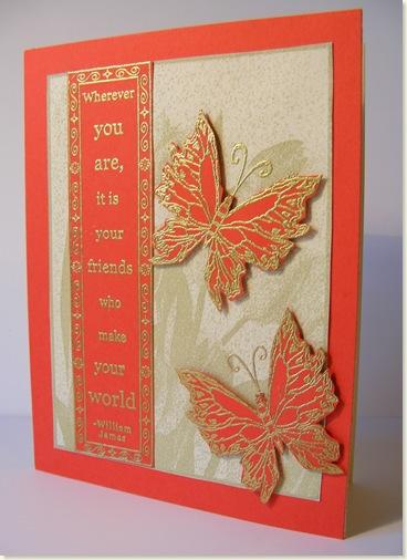 Elaine's card