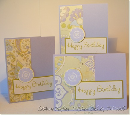 Basic Grey Women's Cards