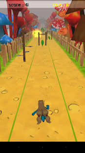 Run Lady Run - screenshot