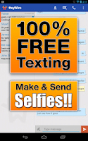 Screenshot of HeyWire Text  FREE Texting