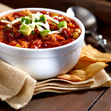 Quick and Healthy Turkey Chili