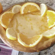 Citrus Cheesecake