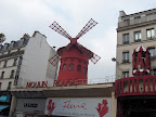 Molino rojo Moulin Rouge)